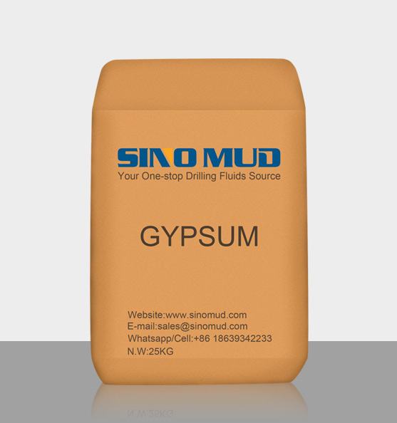 SINO MUD Cementious Products SINOMUD GYPSUM